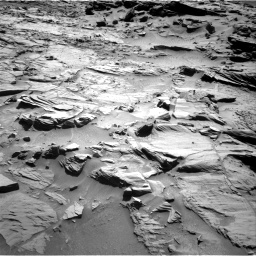 Nasa's Mars rover Curiosity acquired this image using its Right Navigation Camera on Sol 1294, at drive 2460, site number 53