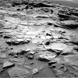 Nasa's Mars rover Curiosity acquired this image using its Right Navigation Camera on Sol 1294, at drive 2472, site number 53