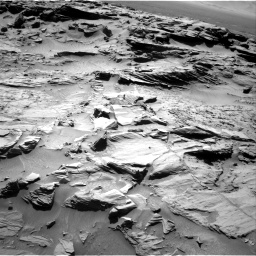 Nasa's Mars rover Curiosity acquired this image using its Right Navigation Camera on Sol 1294, at drive 2478, site number 53