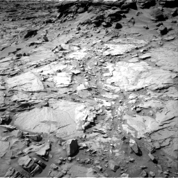 Nasa's Mars rover Curiosity acquired this image using its Right Navigation Camera on Sol 1294, at drive 2568, site number 53