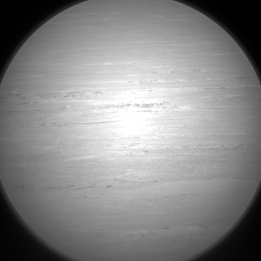 Nasa's Mars rover Curiosity acquired this image using its Chemistry & Camera (ChemCam) on Sol 1295, at drive 2578, site number 53