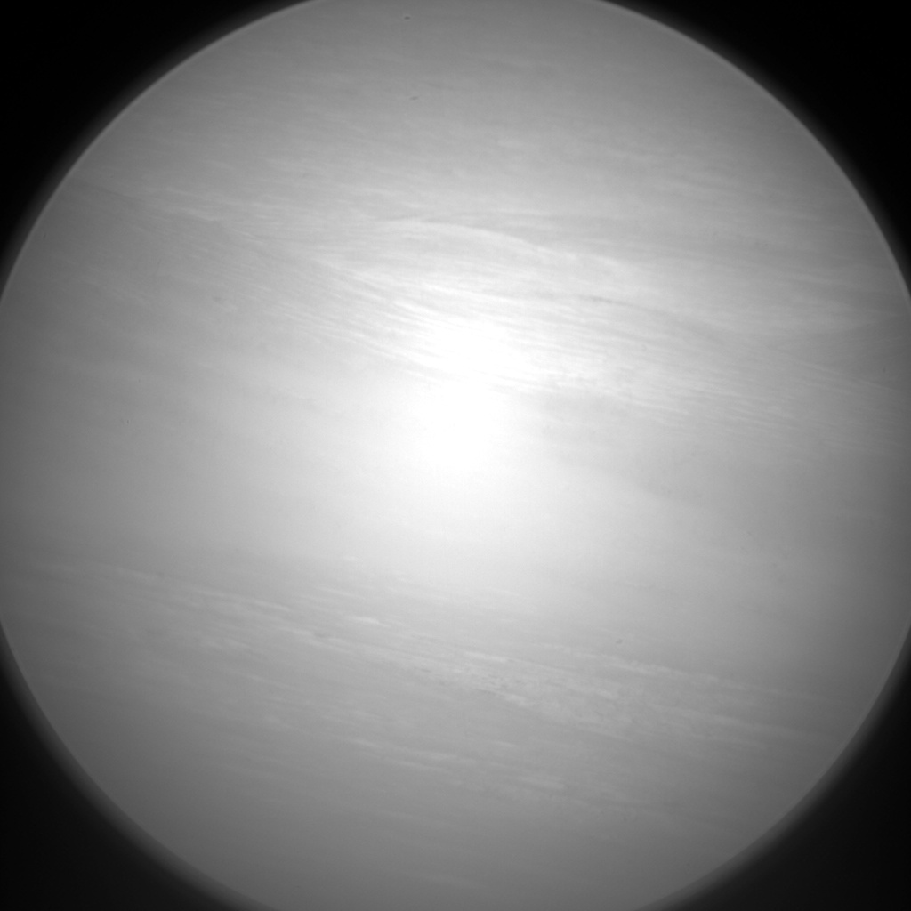 Nasa's Mars rover Curiosity acquired this image using its Chemistry & Camera (ChemCam) on Sol 1297, at drive 2644, site number 53