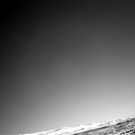 Nasa's Mars rover Curiosity acquired this image using its Left Navigation Camera on Sol 1297, at drive 2644, site number 53