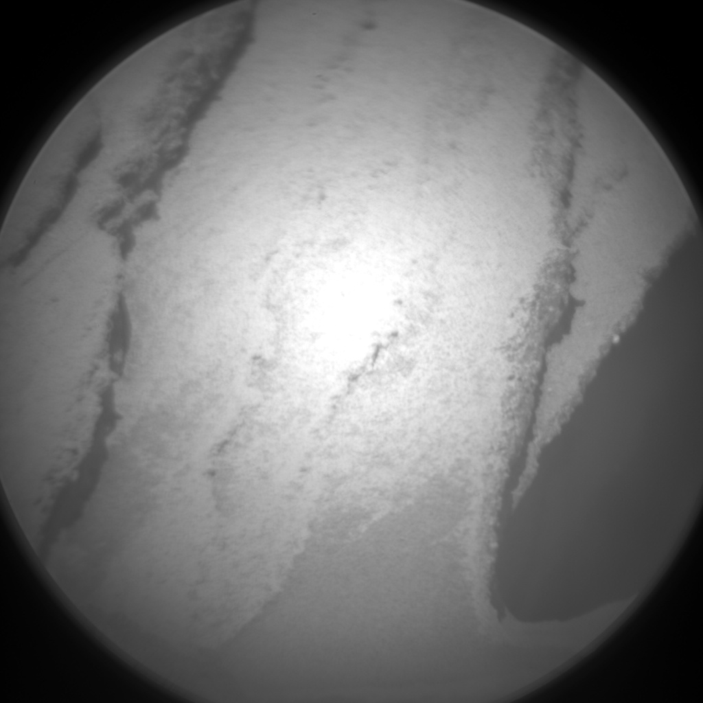 Nasa's Mars rover Curiosity acquired this image using its Chemistry & Camera (ChemCam) on Sol 1298, at drive 2644, site number 53