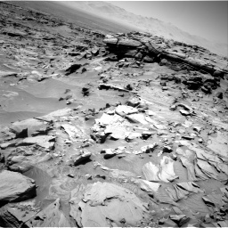 Nasa's Mars rover Curiosity acquired this image using its Right Navigation Camera on Sol 1298, at drive 2650, site number 53