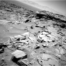 Nasa's Mars rover Curiosity acquired this image using its Right Navigation Camera on Sol 1298, at drive 2656, site number 53