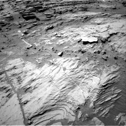 Nasa's Mars rover Curiosity acquired this image using its Right Navigation Camera on Sol 1298, at drive 2776, site number 53