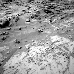 Nasa's Mars rover Curiosity acquired this image using its Right Navigation Camera on Sol 1298, at drive 2788, site number 53