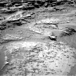 Nasa's Mars rover Curiosity acquired this image using its Right Navigation Camera on Sol 1298, at drive 2926, site number 53