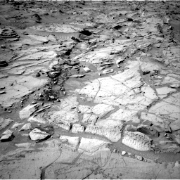 Nasa's Mars rover Curiosity acquired this image using its Right Navigation Camera on Sol 1301, at drive 3052, site number 53