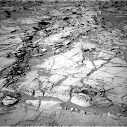 Nasa's Mars rover Curiosity acquired this image using its Right Navigation Camera on Sol 1301, at drive 3058, site number 53