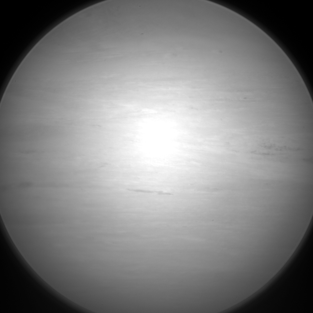 Nasa's Mars rover Curiosity acquired this image using its Chemistry & Camera (ChemCam) on Sol 1302, at drive 0, site number 54