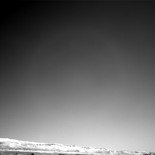Nasa's Mars rover Curiosity acquired this image using its Left Navigation Camera on Sol 1304, at drive 6, site number 54