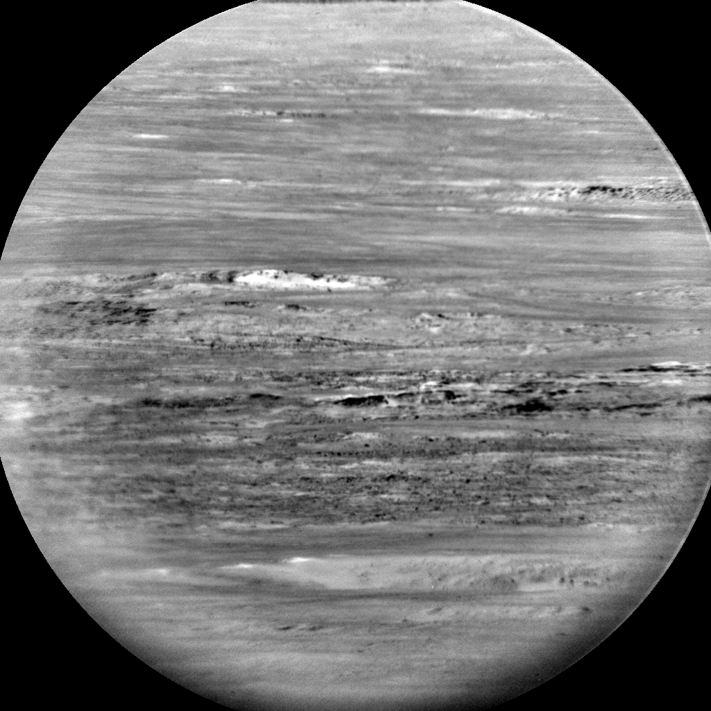 Nasa's Mars rover Curiosity acquired this image using its Chemistry & Camera (ChemCam) on Sol 1309, at drive 10, site number 54