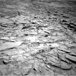 Nasa's Mars rover Curiosity acquired this image using its Right Navigation Camera on Sol 1310, at drive 94, site number 54