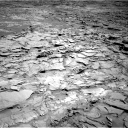 Nasa's Mars rover Curiosity acquired this image using its Right Navigation Camera on Sol 1310, at drive 100, site number 54