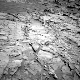 Nasa's Mars rover Curiosity acquired this image using its Right Navigation Camera on Sol 1310, at drive 202, site number 54