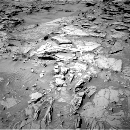 Nasa's Mars rover Curiosity acquired this image using its Right Navigation Camera on Sol 1311, at drive 286, site number 54