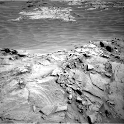 Nasa's Mars rover Curiosity acquired this image using its Right Navigation Camera on Sol 1311, at drive 346, site number 54