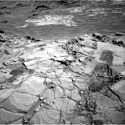 Nasa's Mars rover Curiosity acquired this image using its Right Navigation Camera on Sol 1311, at drive 364, site number 54