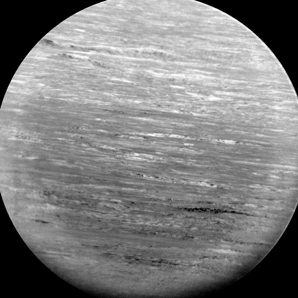 Nasa's Mars rover Curiosity acquired this image using its Chemistry & Camera (ChemCam) on Sol 1311, at drive 238, site number 54