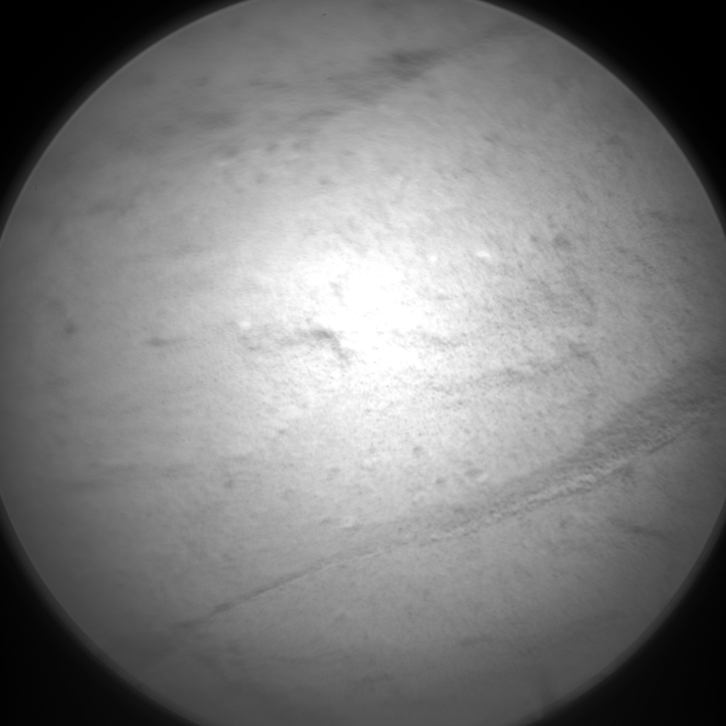 Nasa's Mars rover Curiosity acquired this image using its Chemistry & Camera (ChemCam) on Sol 1312, at drive 388, site number 54