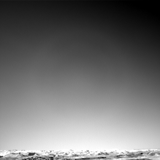 NASA's Mars rover Curiosity acquired this image using its Left Navigation Camera (Navcams) on Sol 1314