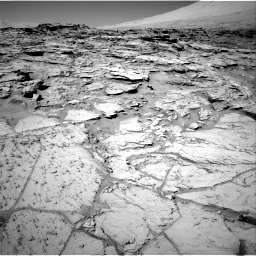 Nasa's Mars rover Curiosity acquired this image using its Right Navigation Camera on Sol 1316, at drive 532, site number 54