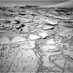Nasa's Mars rover Curiosity acquired this image using its Right Navigation Camera on Sol 1316, at drive 544, site number 54