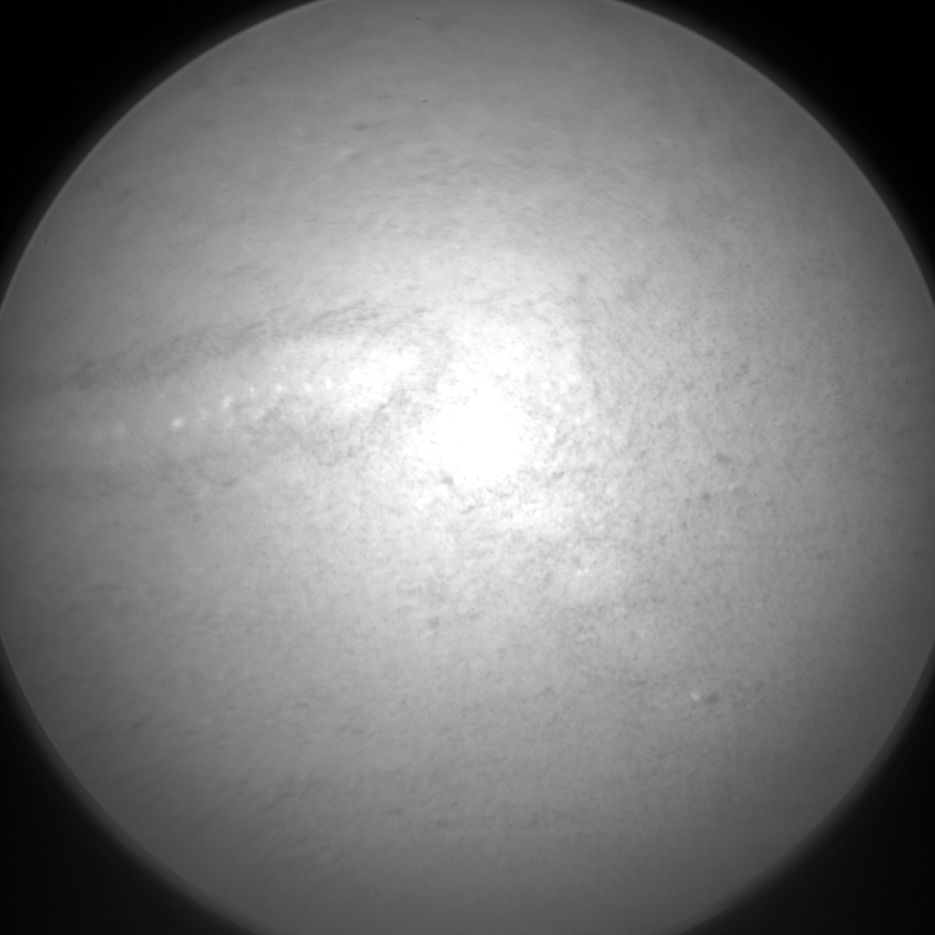 Nasa's Mars rover Curiosity acquired this image using its Chemistry & Camera (ChemCam) on Sol 1317, at drive 668, site number 54