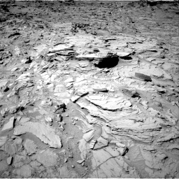 Nasa's Mars rover Curiosity acquired this image using its Right Navigation Camera on Sol 1317, at drive 710, site number 54