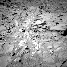 Nasa's Mars rover Curiosity acquired this image using its Right Navigation Camera on Sol 1317, at drive 728, site number 54