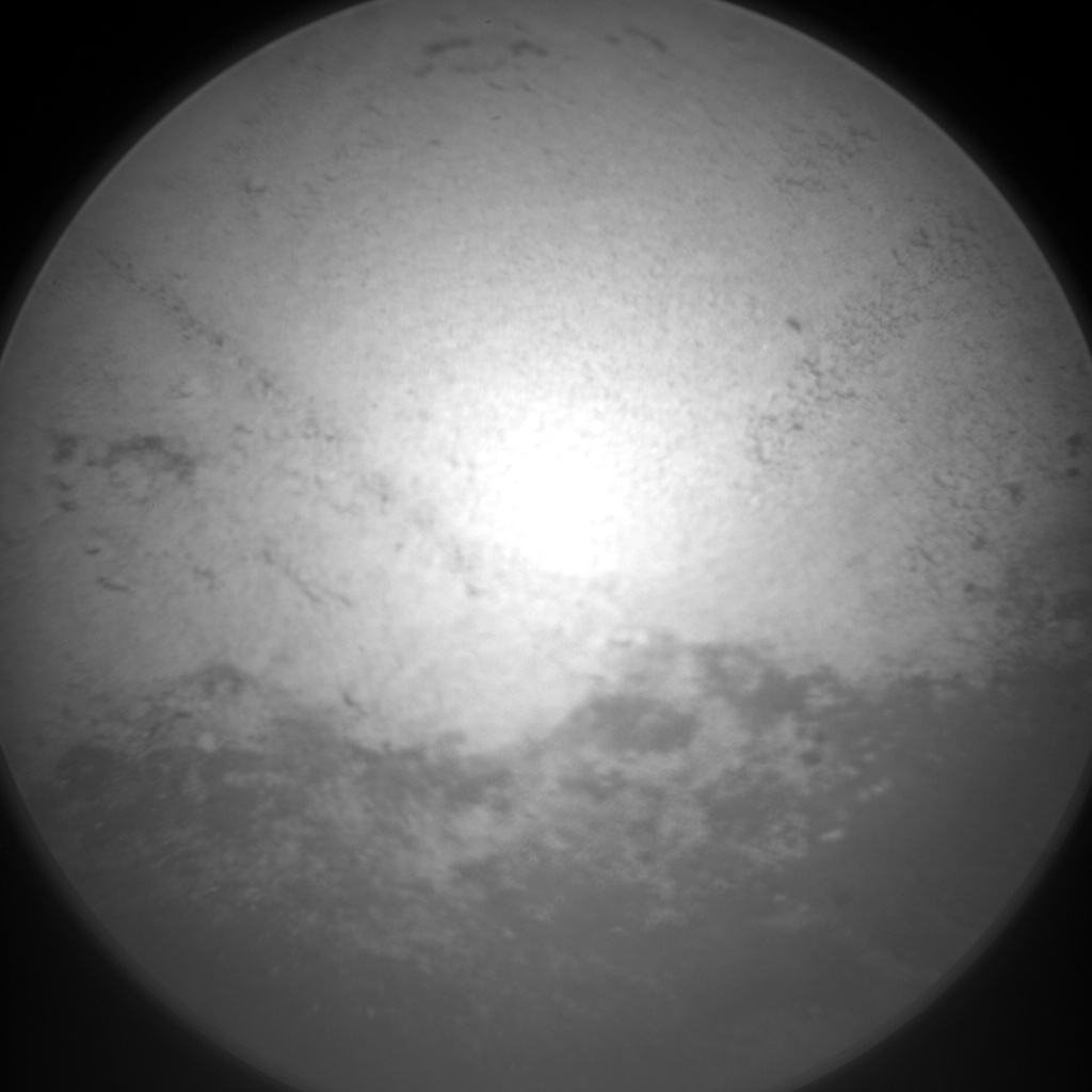 Nasa's Mars rover Curiosity acquired this image using its Chemistry & Camera (ChemCam) on Sol 1324, at drive 746, site number 54