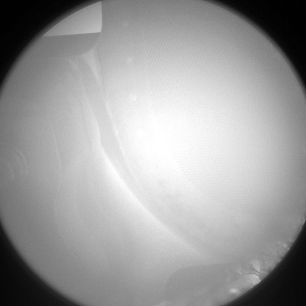 Nasa's Mars rover Curiosity acquired this image using its Chemistry & Camera (ChemCam) on Sol 1327, at drive 746, site number 54