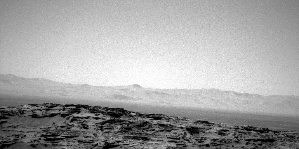 Nasa's Mars rover Curiosity acquired this image using its Left Navigation Camera on Sol 1328, at drive 746, site number 54