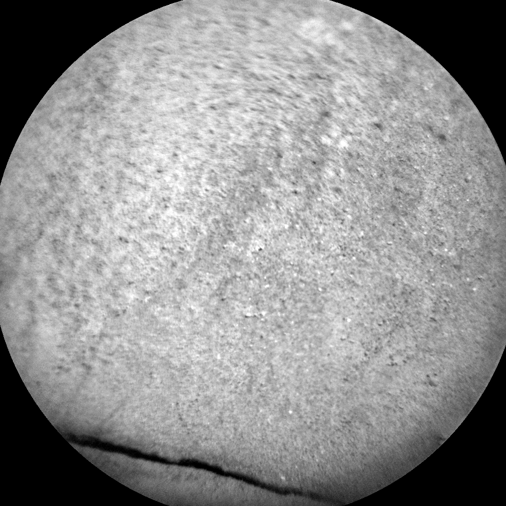 Nasa's Mars rover Curiosity acquired this image using its Chemistry & Camera (ChemCam) on Sol 1328, at drive 746, site number 54