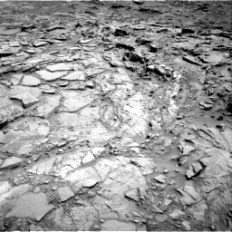 Nasa's Mars rover Curiosity acquired this image using its Right Navigation Camera on Sol 1329, at drive 758, site number 54