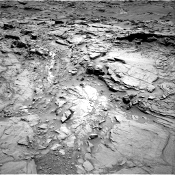 Nasa's Mars rover Curiosity acquired this image using its Right Navigation Camera on Sol 1329, at drive 764, site number 54