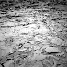 Nasa's Mars rover Curiosity acquired this image using its Right Navigation Camera on Sol 1329, at drive 782, site number 54