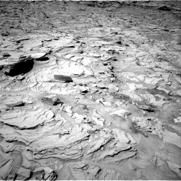 Nasa's Mars rover Curiosity acquired this image using its Right Navigation Camera on Sol 1329, at drive 836, site number 54
