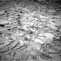 Nasa's Mars rover Curiosity acquired this image using its Right Navigation Camera on Sol 1329, at drive 842, site number 54
