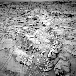 Nasa's Mars rover Curiosity acquired this image using its Right Navigation Camera on Sol 1329, at drive 896, site number 54