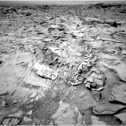 Nasa's Mars rover Curiosity acquired this image using its Right Navigation Camera on Sol 1329, at drive 902, site number 54