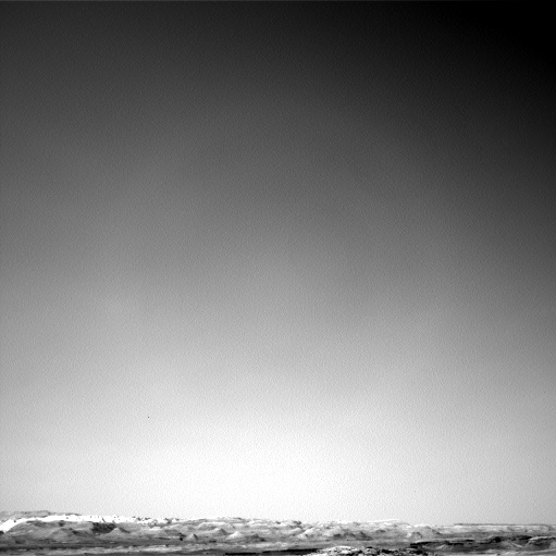 Nasa's Mars rover Curiosity acquired this image using its Left Navigation Camera on Sol 1331, at drive 938, site number 54