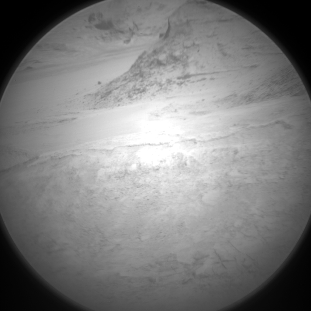 Nasa's Mars rover Curiosity acquired this image using its Chemistry & Camera (ChemCam) on Sol 1333, at drive 938, site number 54