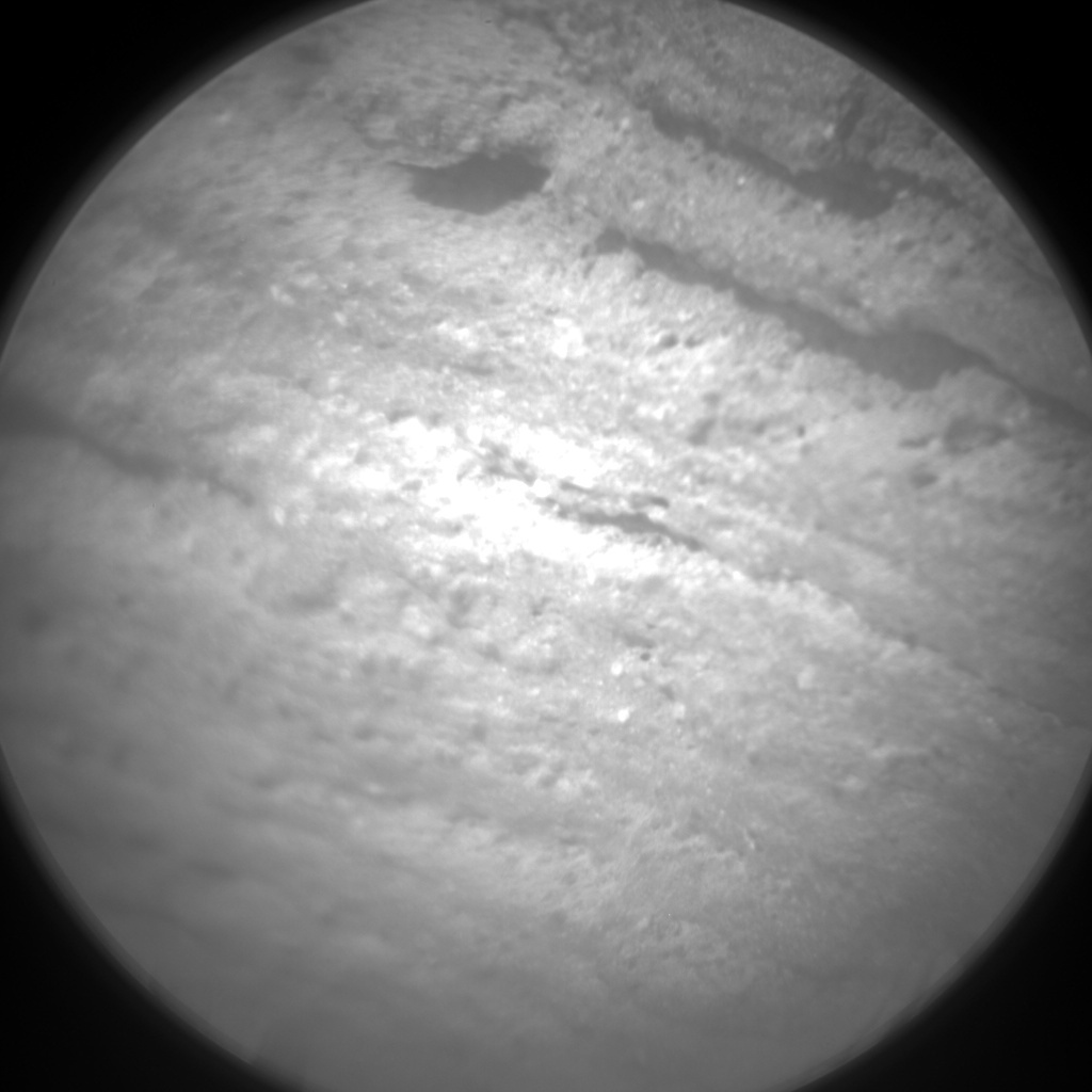 NASA's Mars rover Curiosity acquired this image using its Chemistry & Camera (ChemCam) on Sol 1335