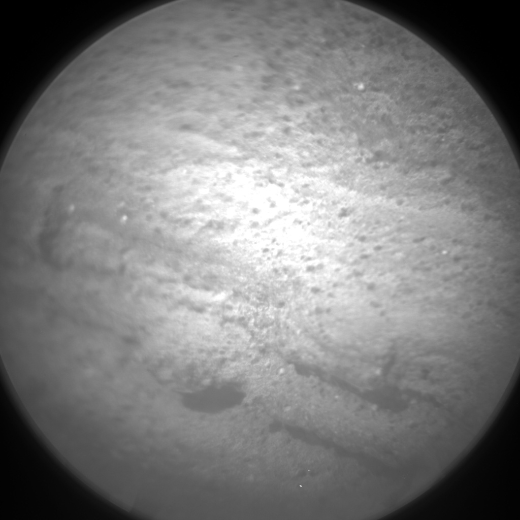Nasa's Mars rover Curiosity acquired this image using its Chemistry & Camera (ChemCam) on Sol 1335, at drive 938, site number 54