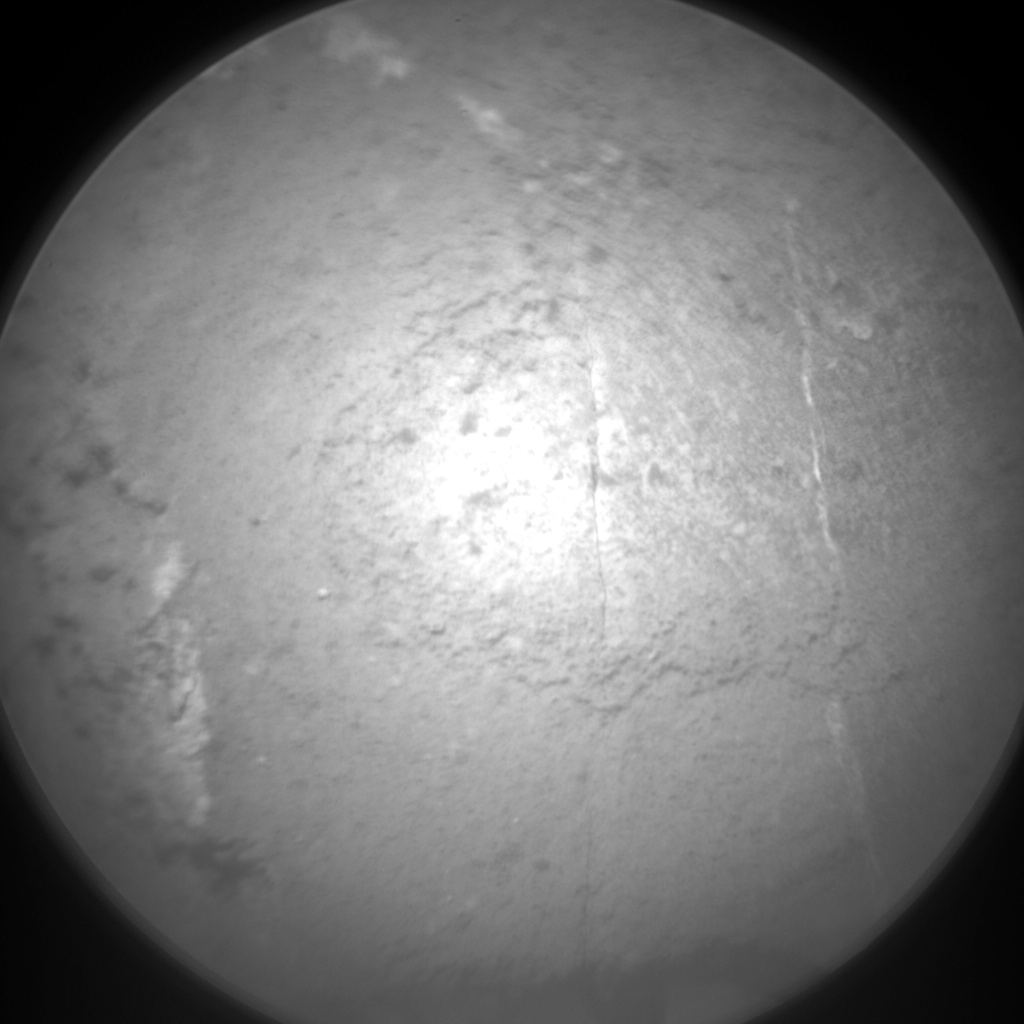 Nasa's Mars rover Curiosity acquired this image using its Chemistry & Camera (ChemCam) on Sol 1341, at drive 938, site number 54