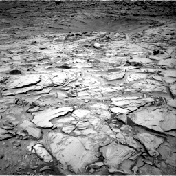 Nasa's Mars rover Curiosity acquired this image using its Right Navigation Camera on Sol 1342, at drive 962, site number 54