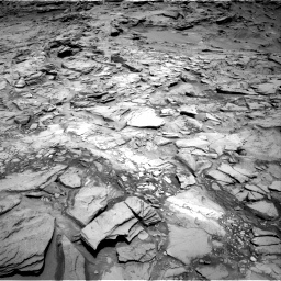 Nasa's Mars rover Curiosity acquired this image using its Right Navigation Camera on Sol 1342, at drive 980, site number 54